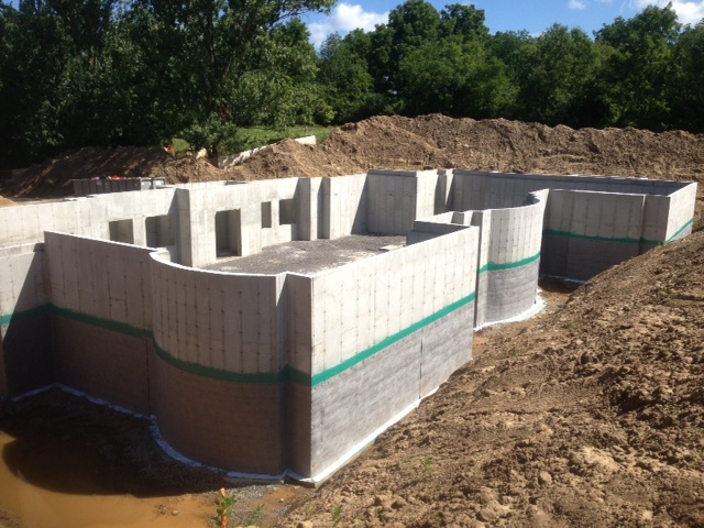 Geo Wrap Drainage Composite Advanced Coatings Inc